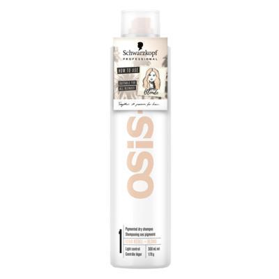Imagem 1 do produto OSiS+ Boho Rebel Schwarzkopf - Shampoo a Seco Cabelos Loiros - 300ml
