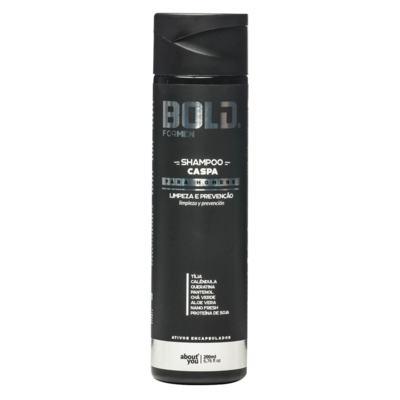 Imagem 1 do produto About You Bold for Man - Shampoo Prevenção de Caspa - 200ml