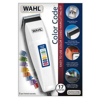 Imagem 3 do produto Máquina de Corte Wahl - Clipper Color Code - 220V