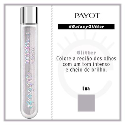 Imagem 4 do produto Glitter Payot - Boca Rosa Galaxy Glitter - Lua