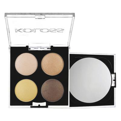 Imagem 4 do produto Quarteto de Sombra Koloss - 06 Sofisticada