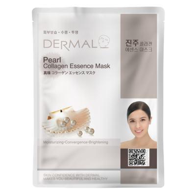 Imagem 2 do produto Máscara Facial Iluminadora Dermal - Colágeno com Pó de Pérola - 23g