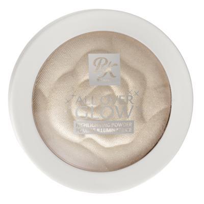 Imagem 1 do produto Pó Facial Iluminador RK by Kiss - All Over Glow - Luscious Glow