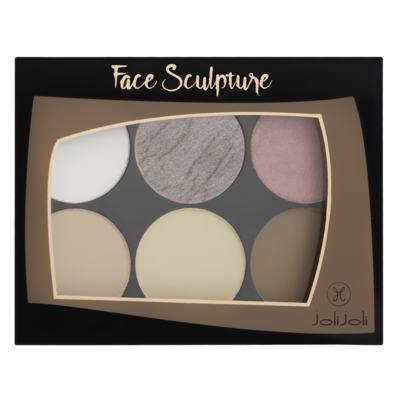 Imagem 4 do produto Estojo de Maquiagem Joli Joli - Face Sculpture - 1 Un
