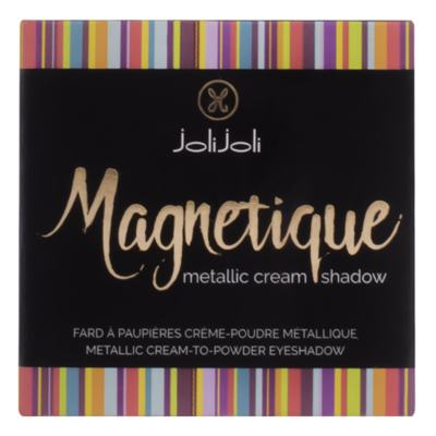 Imagem 4 do produto Joli Joli Magnetique Metallic Cream Shadow - 02 Soleil