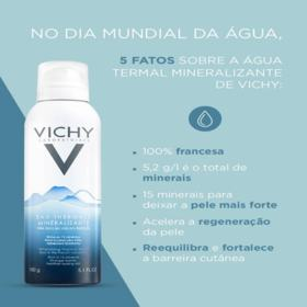 Eau Thermale Vichy - Água Termal - 50ml