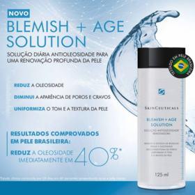 Tônico Facial Skinceuticals - Blemish + Age Solution   125ml