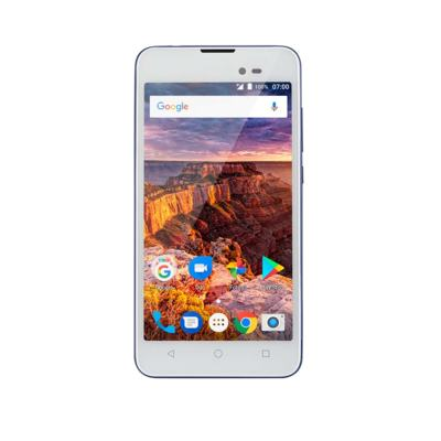 Smartphone Multilaser MS50L 3G QuadCore 1GB RAM Tela 5 Pol. Dual Chip Android 7 Azul - NB709 - NB709