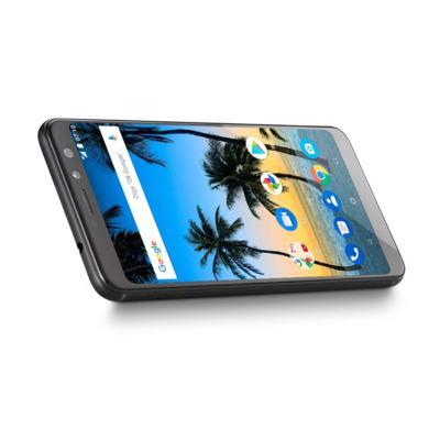 """Imagem 7 do produto Smartphone Multilaser MS80 4GB RAM + 64GB Tela 5,7"""" HD+ Android 7.1 Qualcomm Dual Câmera 20MP+8MP Preto - P9066 - P9066"""