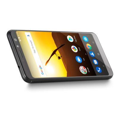 """Imagem 7 do produto Smartphone Multilaser MS80 3GB RAM + 32GB Tela 5,7"""" HD+ 4G Android 7.1 Qualcomm Dual Câmera 20MP+8MP Preto - P9064 - P9064"""