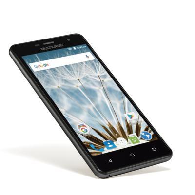 "Imagem 7 do produto Smartphone MS50S Colors 3G Tela IPS de 5"" Android 6 Dual Câmera 5+8MP Multilaser Preto - NB704 - NB704"