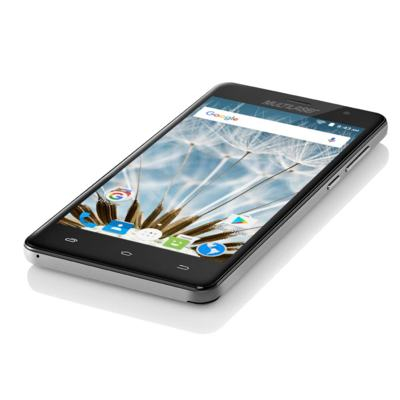 "Imagem 17 do produto Smartphone MS50S Colors 3G Tela IPS de 5"" Android 6 Dual Câmera 5+8MP Multilaser Preto - NB704 - NB704"