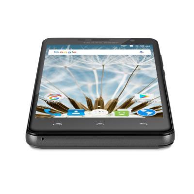 "Imagem 20 do produto Smartphone MS50S Colors 3G Tela IPS de 5"" Android 6 Dual Câmera 5+8MP Multilaser Preto - NB704 - NB704"