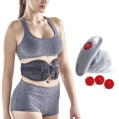 Tonificador Muscular Sport Elec Body Control System + Massageador Spin Doctor Remington - | 110v