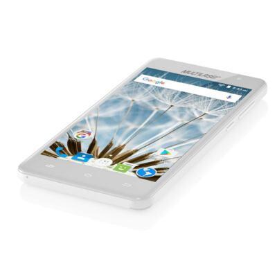 "Imagem 14 do produto Smartphone MS50S Colors 3G Tela IPS de 5"" Android 6 Dual Câmera 5+8MP Multilaser Branco - NB705 - NB705"