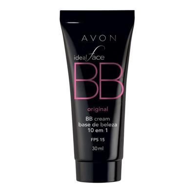 Imagem 2 do produto BB Cream 10 em 1 Avon Ideal Face FPS 15 30ml - BB Cream 10 em 1 Avon Ideal Face FPS 15 30ml - Caramelo