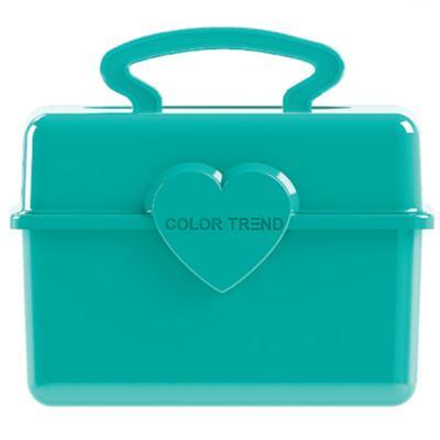 Imagem 1 do produto Maleta Lacre seu Make Azul