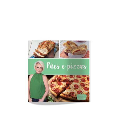 Livro Ana Maria Braga - Pães e Pizzas