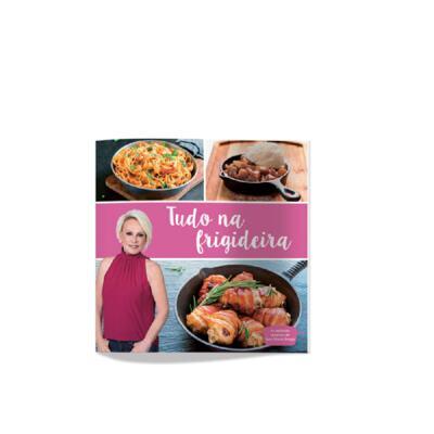 Imagem 1 do produto Livro Ana Maria Braga - Tudo na Frigideira