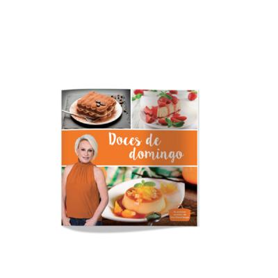 Imagem 1 do produto Livro Ana Maria Braga - Doces de Domingo