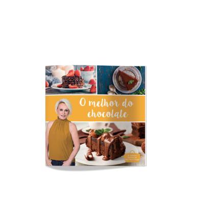 Imagem 1 do produto Livro Ana Maria Braga - O Melhor do Chocolate