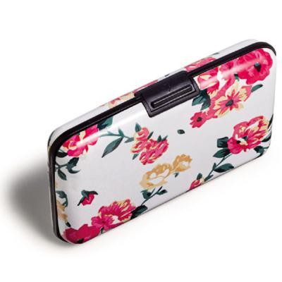 Imagem 1 do produto Porta Cartão Estampado - Floral
