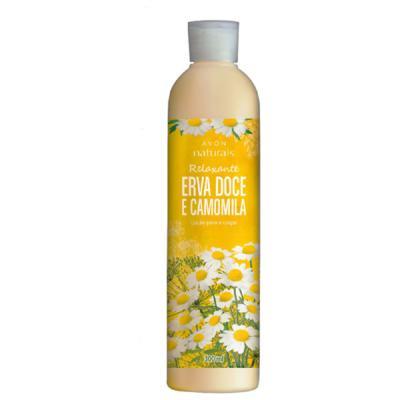 Imagem 1 do produto Loção para o Corpo Naturals Erva Doce e Camomila - 300 ml