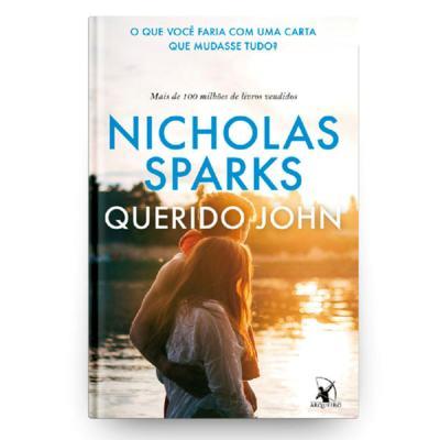 Imagem 1 do produto Livro Querido John - Nicholas Sparks