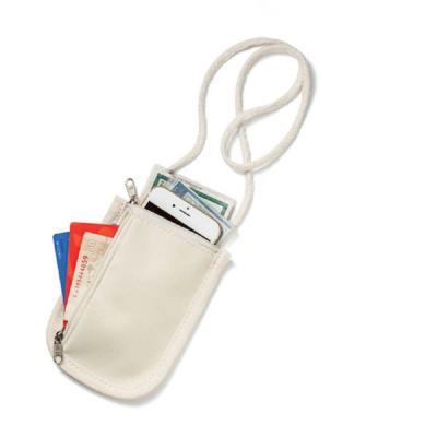 Imagem 1 do produto Porta-Documentos com Alça - Nude