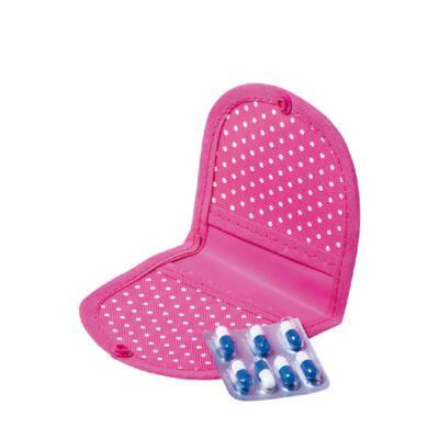 Imagem 1 do produto Porta Tudo Poá Rosa