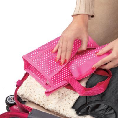 Imagem 1 do produto Nécessaire Poá Funcional Rosa