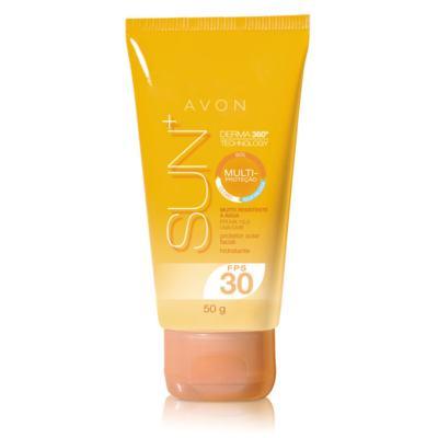 Avon Sun + 360 Protetor Solar Facial FPS30