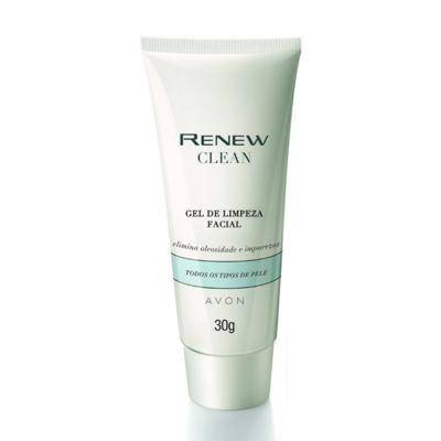 Imagem 1 do produto Gel de Limpeza Facial Renew 30g