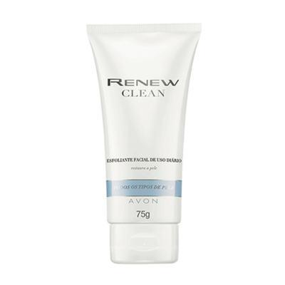 Imagem 1 do produto Esfoliante de Limpeza Facial Avon Renew 75g