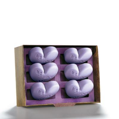Imagem 2 do produto Sabonete Naturals Lavanda e Camomila 6 Unidades - 50g cada -