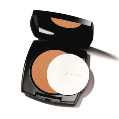 Imagem 1 do produto Pó Compacto Avon Ideal Face 11g