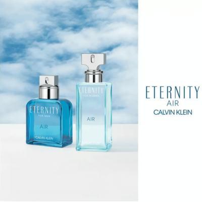 Imagem 4 do produto Eternity Air Men Calvin Klein Perfume Masculino - Eau de Toilette - 30ml