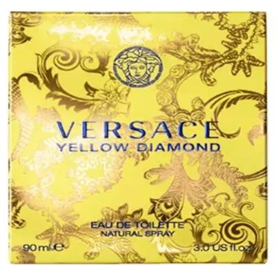 Imagem 5 do produto Versace Yellow Diamond Versace - Perfume Feminino - Eau de Toilette - 90ml