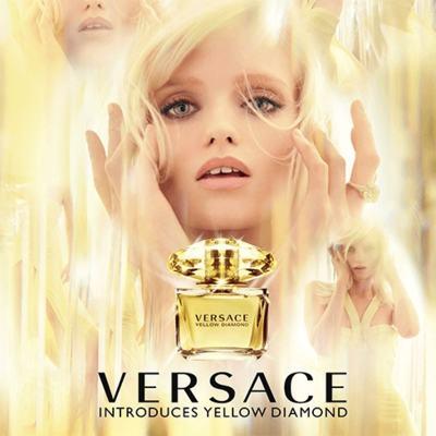 Imagem 6 do produto Versace Yellow Diamond Versace - Perfume Feminino - Eau de Toilette - 90ml