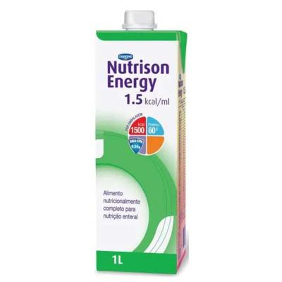 Imagem 1 do produto Kit Nutrison Energy 1.5 1L 6 unidades