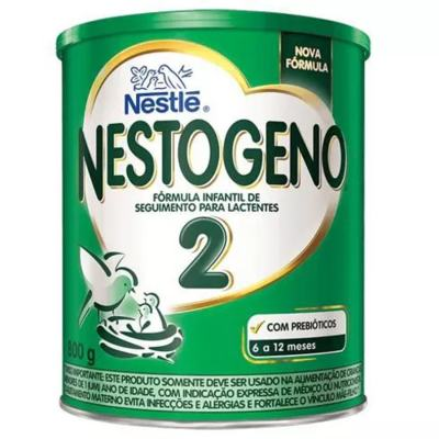 Imagem 9 do produto Nestogeno 2 800g -