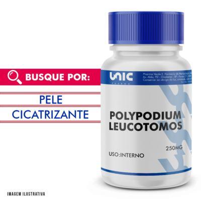 Polypodium leucotomos 250mg - 120 Cápsulas