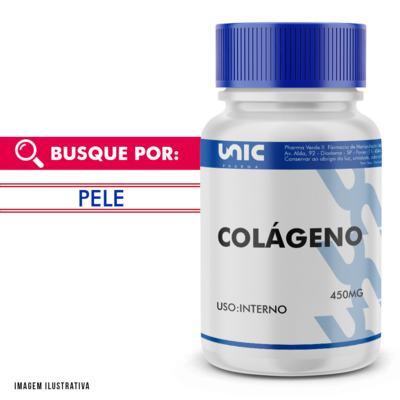 Colágeno 450mg - 120 Cápsulas