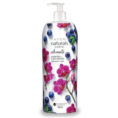 Imagem 1 do produto Naturals Orquídea e Blueberry Loção para o Corpo 750ml