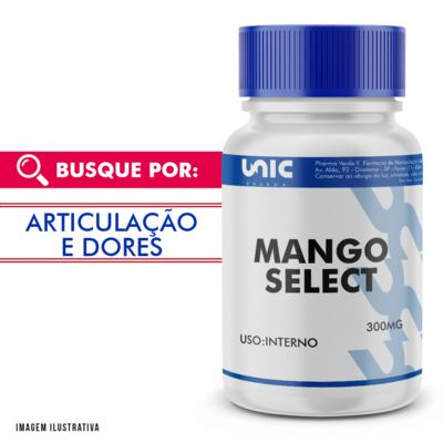 Mango select 300mg - 90 Cápsulas