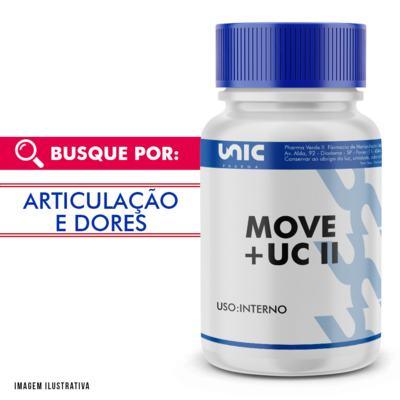 MOVE 100MG + UC II 40MG - 120 Cápsulas