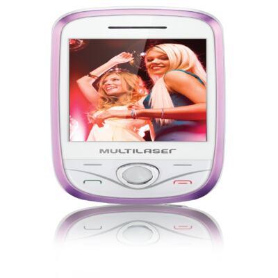 Imagem 1 do produto Celular Multilaser Touch N Branco Rosa - P3282 - P3282