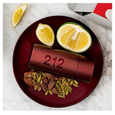 Imagem 2 do produto 212 Sexy Men Carolina Herrera - Perfume Masculino - Eau de Toilette - 30ml