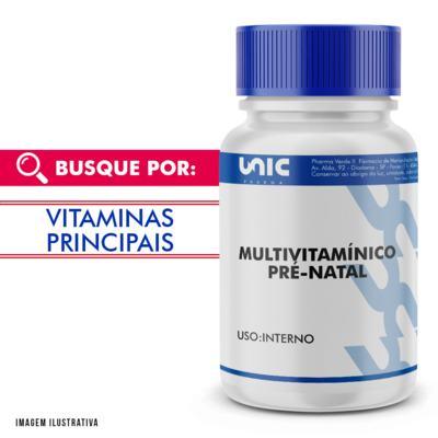 Imagem 1 do produto Multivitamínico Pré-Natal - 90 Cápsulas