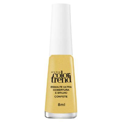Imagem 1 do produto Esmalte Color Trend Efeito Glitter 8ml
